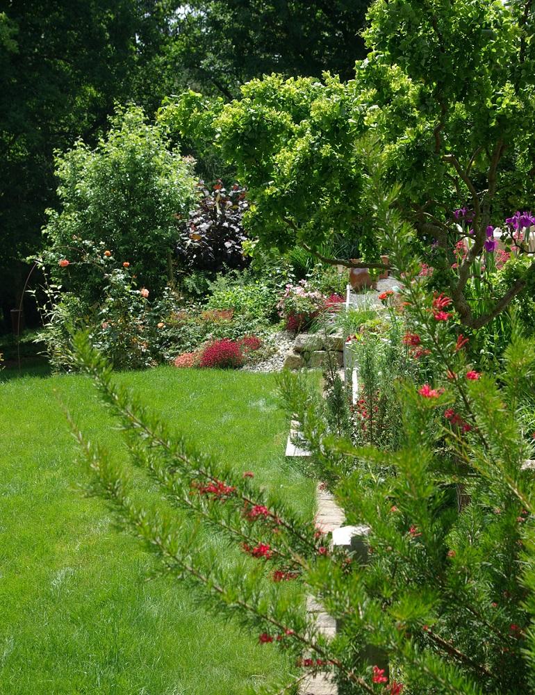 Jardin en rocaille naturelle - ao paysage